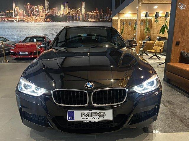 BMW 335D Xdrive 3
