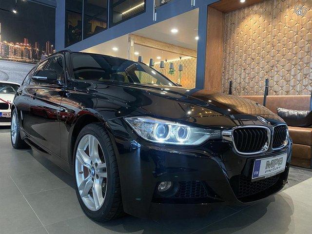 BMW 335D Xdrive 4
