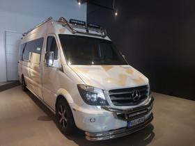 Mercedes-Benz Sprinter, Matkailuautot, Matkailuautot ja asuntovaunut, Jyväskylä, Tori.fi