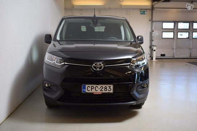 Toyota Proace CITY 6