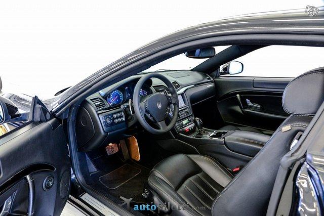 Maserati Granturismo 10