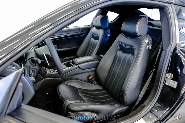Maserati Granturismo 12
