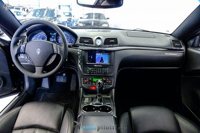 Maserati Granturismo 18