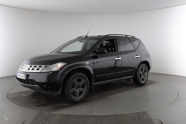 Nissan Murano, kuva 1
