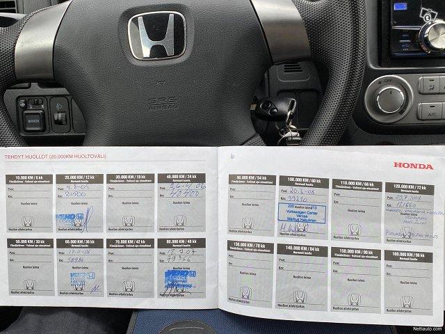 Honda Stream 10