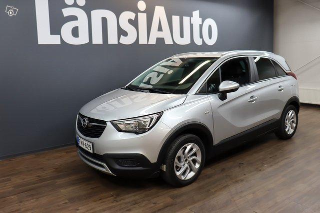 Opel Crossland X, kuva 1