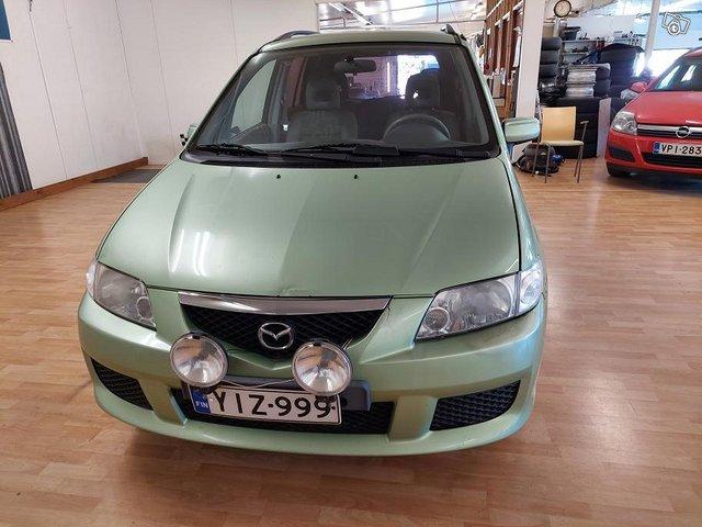 Mazda Premacy 3