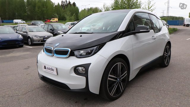 BMW I I3 10