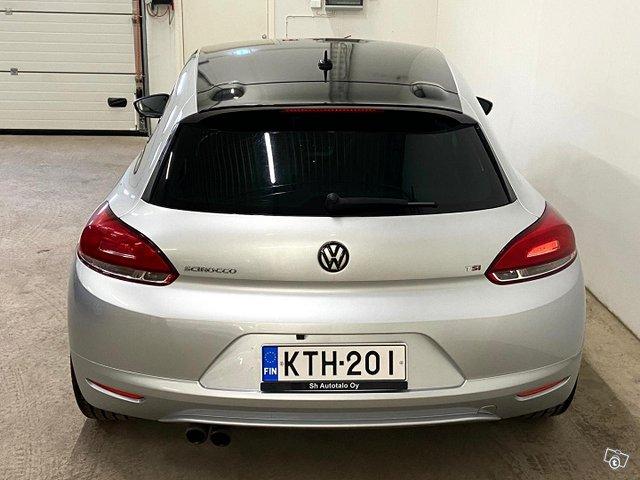 Volkswagen Scirocco 8