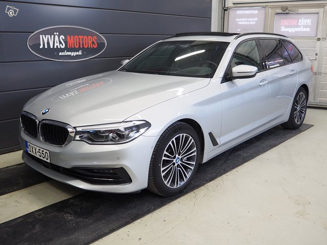 BMW 530d 1