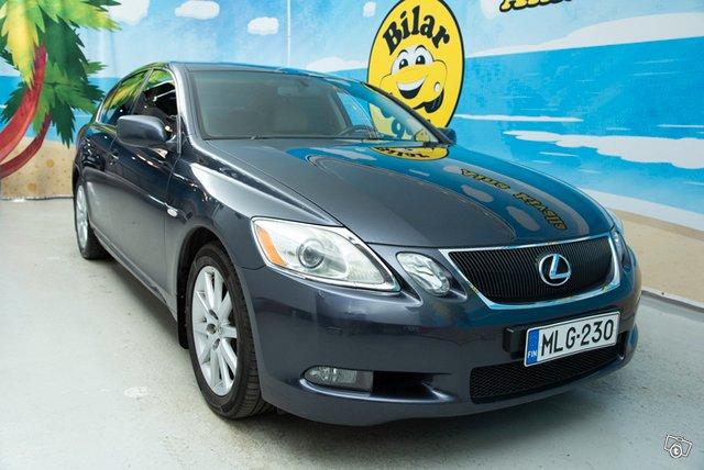 Lexus GS300 4