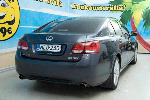 Lexus GS300 5