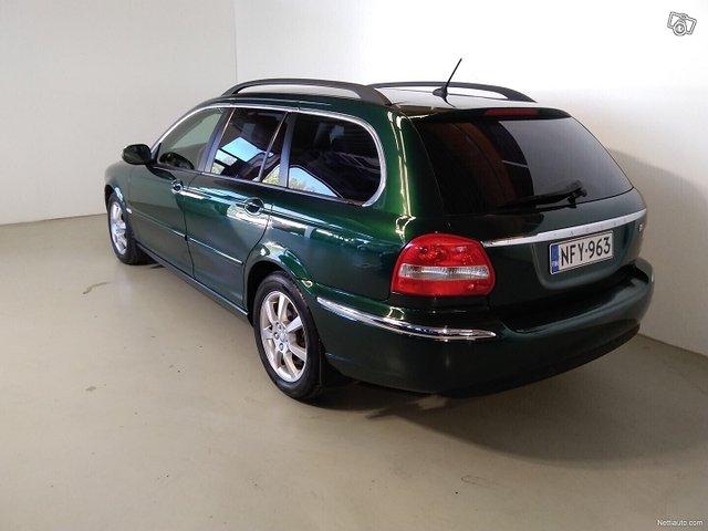 Jaguar X-type 5