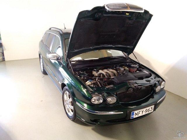 Jaguar X-type 14
