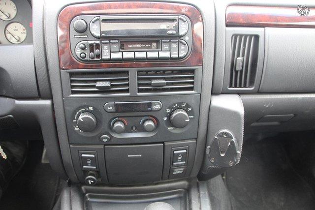 Jeep Grand Cherokee Wagon 2.7crd Automatic 13