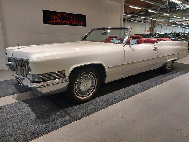 Cadillac De Ville Cabriolet