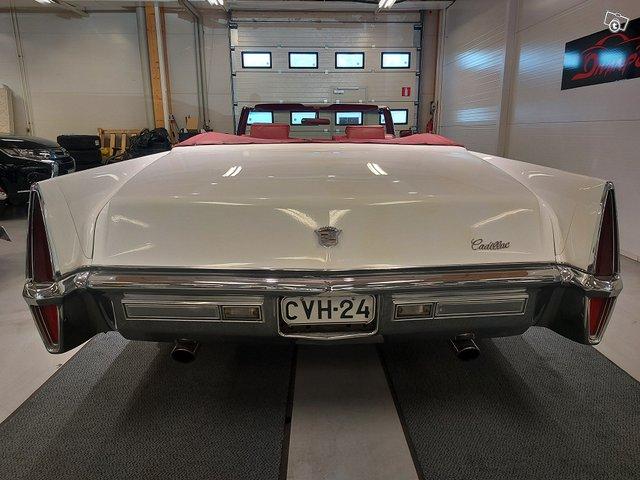 Cadillac De Ville Cabriolet 3