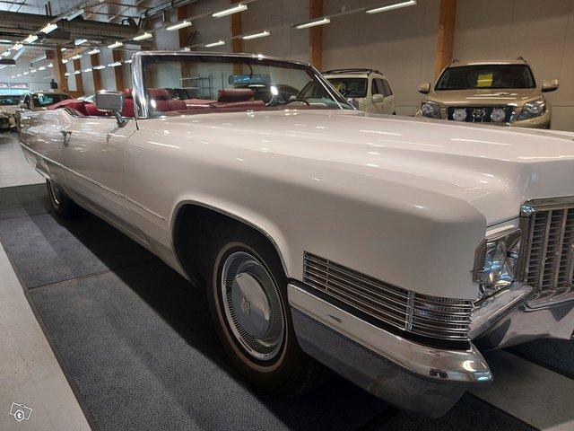 Cadillac De Ville Cabriolet 5