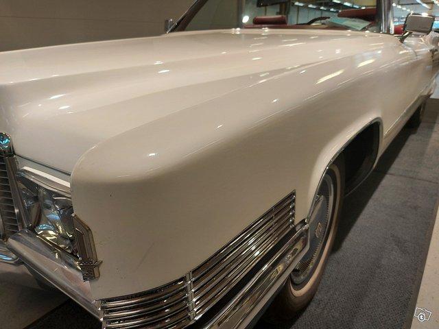 Cadillac De Ville Cabriolet 6