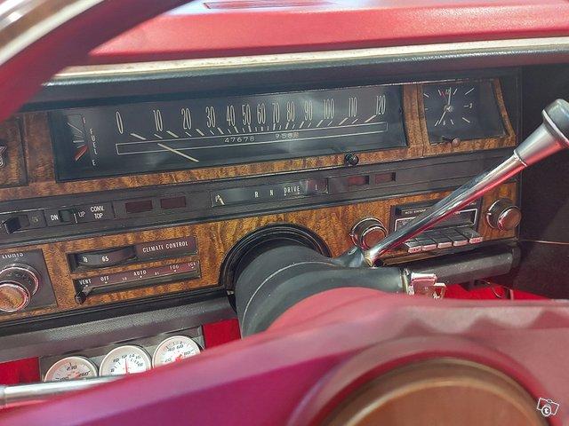 Cadillac De Ville Cabriolet 11