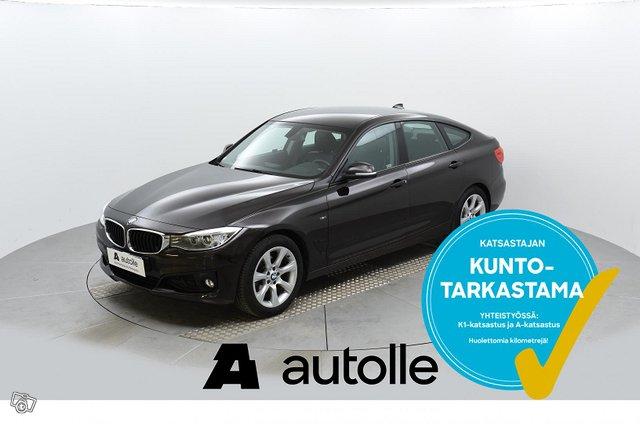 BMW 320 Gran Turismo, kuva 1