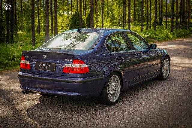 BMW Alpina B3 4