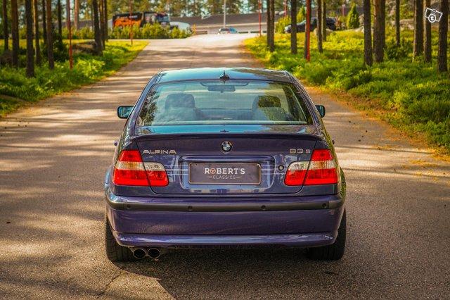 BMW Alpina B3 5