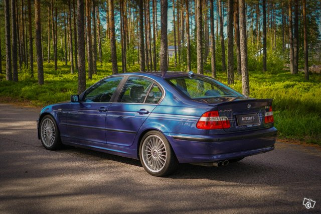 BMW Alpina B3 6