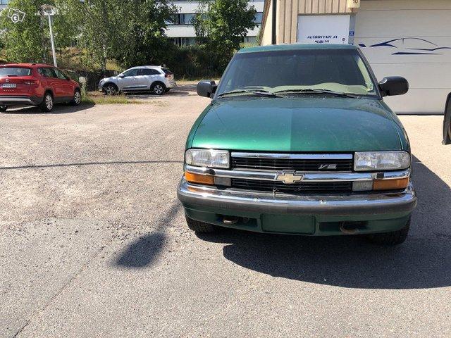Chevrolet Pickup 6