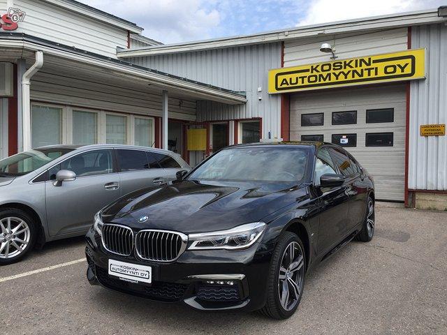 BMW 740, kuva 1