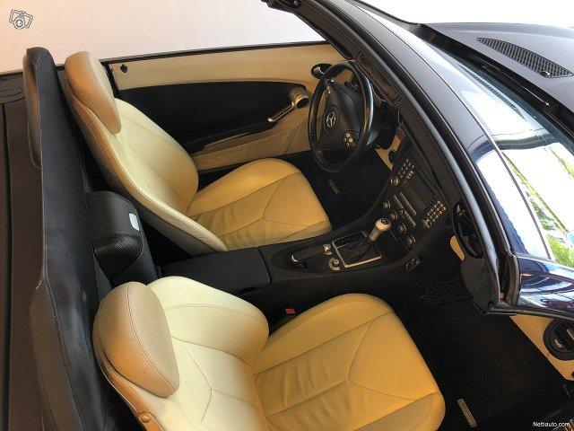Mercedes-Benz SLK 18