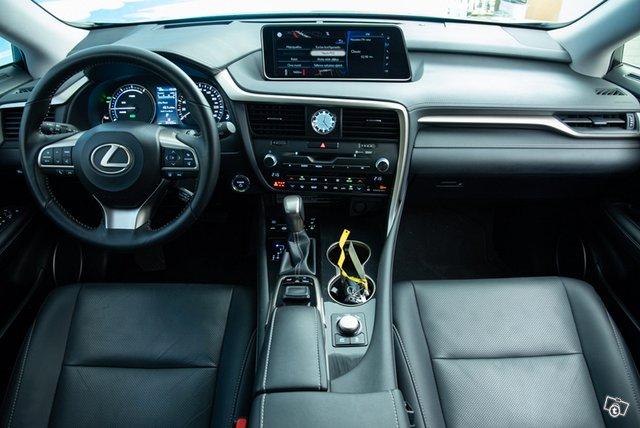 LEXUS RX 450H 17