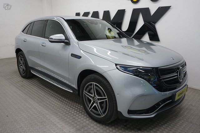 Mercedes-Benz EQC, kuva 1