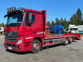 Mercedes-Benz Actros 2551, Kuljetuskalusto, Työkoneet ja kalusto, Kurikka, Tori.fi