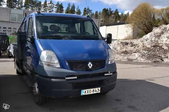 Renault MASCOTT DOPPEL 7hlo 7