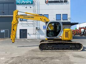 New Holland E135SRLC, Maanrakennuskoneet, Työkoneet ja kalusto, Pirkkala, Tori.fi
