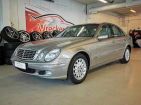 Mercedes-Benz E, Autot, Laitila, Tori.fi