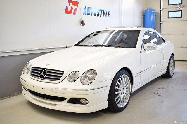 Mercedes-Benz CL 3
