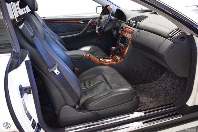 Mercedes-Benz CL 11