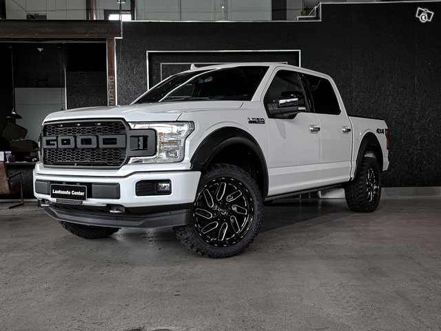 Ford F150 14