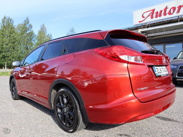 Honda Civic Tourer 7