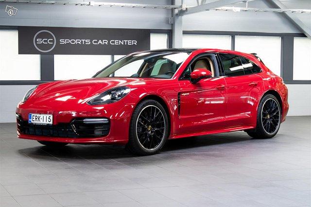 Porsche Panamera, kuva 1