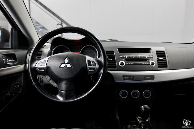 Mitsubishi Lancer 9