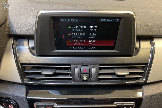 BMW 218 16