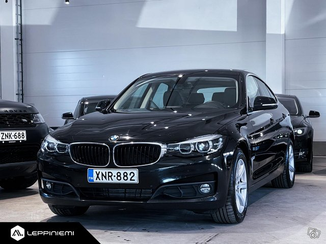 BMW 320 Gran Turismo 3