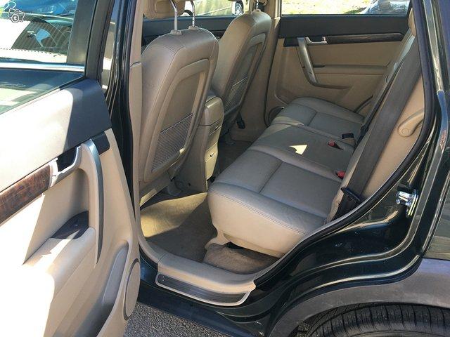 Chevrolet Captiva 2.0TDi AWD 7-Paikkainen 7