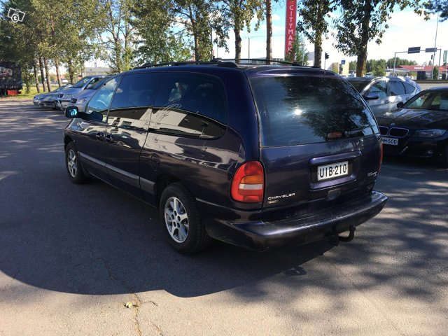 Chrysler Grand Voyager 3,3 AUT. 4