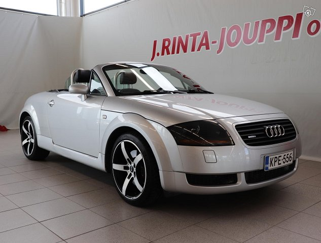 Audi TT 2