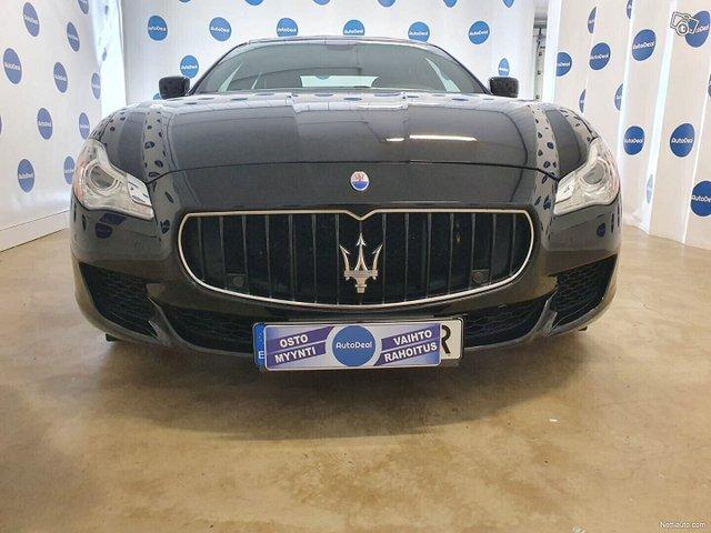 Maserati Quattroporte 2
