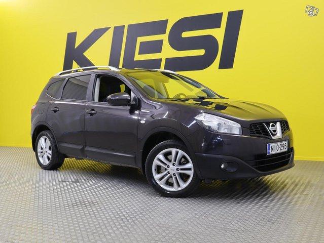 Nissan Qashqai+2, kuva 1